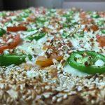 פיצה חריף ועגבנייה